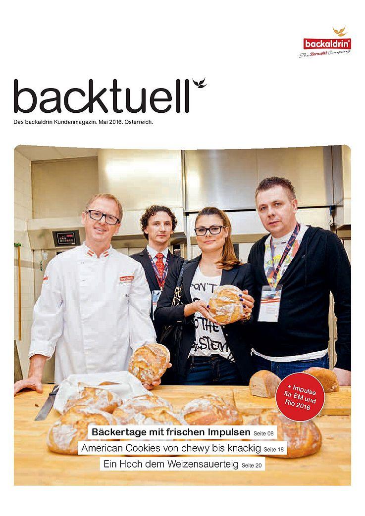 backtuell Mai 2016 Cover
