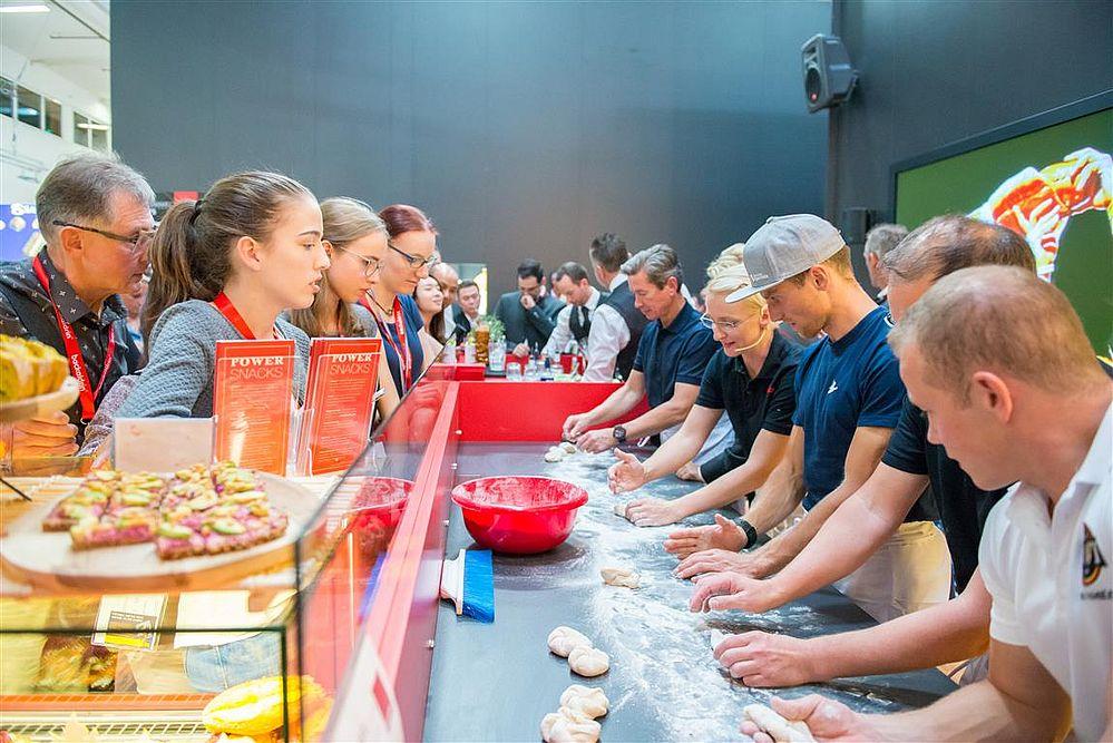 backaldrin, iba, 2018, München, Kornspitz, Kornspitz Sportteam,