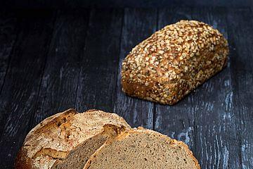 backaldrin, Asten, Urkorn, Brot