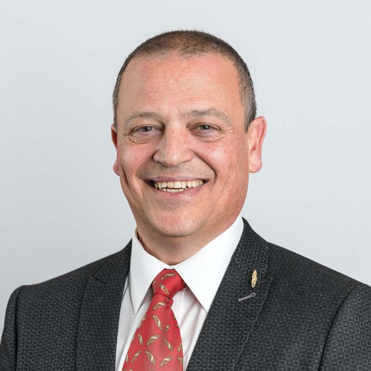 Sergio Nervi, backaldrin Schweiz