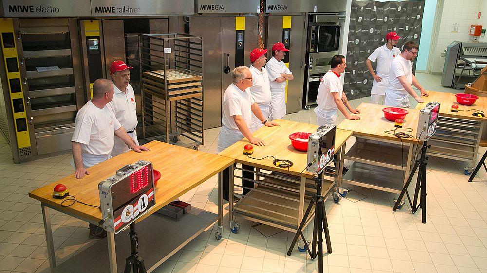 Bäckertage, Backaldrin, Kornspitz, Semmelkaiser