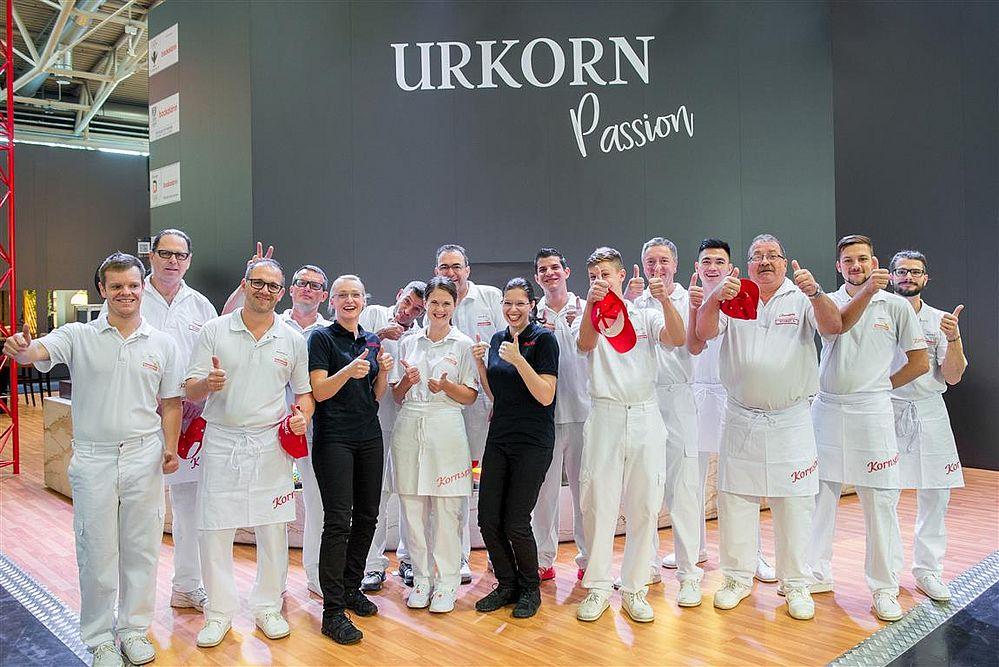 backaldrin, iba, 2018, Team, Urkorn