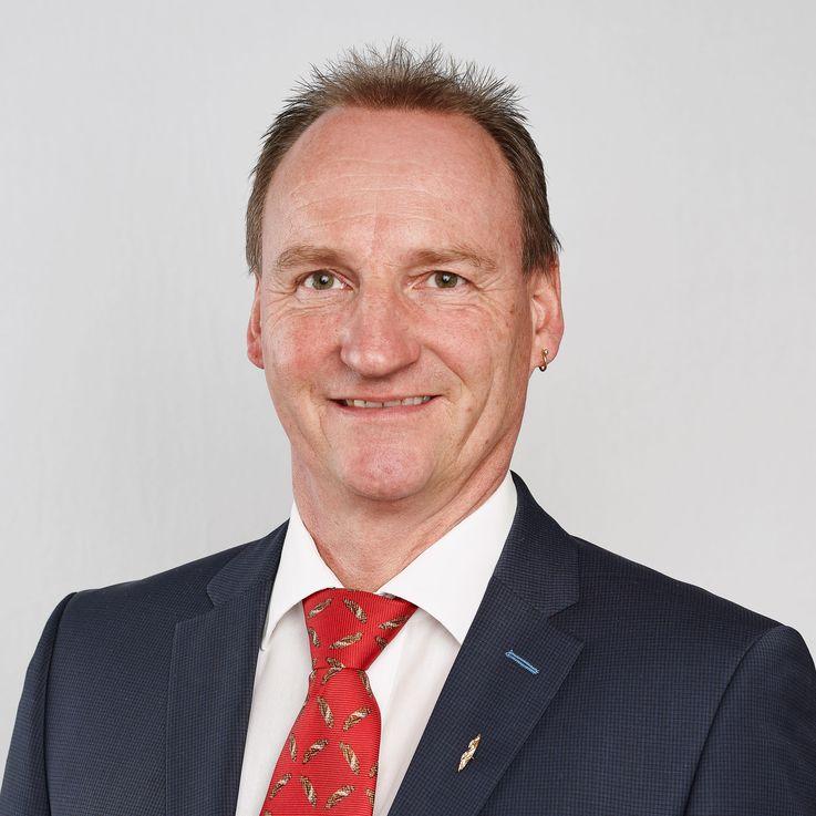 Christian Scheidegger, Verkaufsberater Nord- Westschweiz