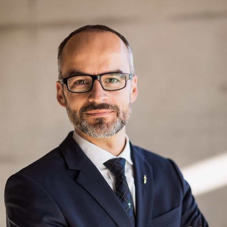 backaldrin, Martin Mayr, backaldrin-Geschäftsleiter Einkauf und Finanzen