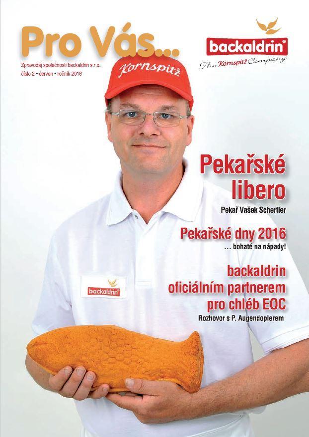 Pro Vas, 2016, Titelblatt, backaldrin