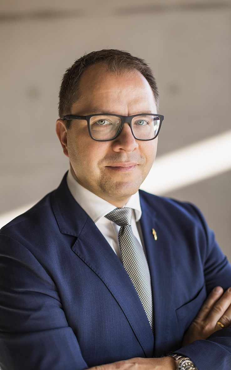 backaldrin, Wolfgang Mayer, backaldrin-Geschäftsleiter Unternehmenskommunikation und Sponsoring, Unternehmenssprecher