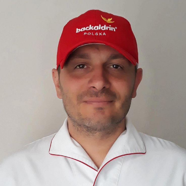 Mateusz Jankowiak, backaldrin Polen