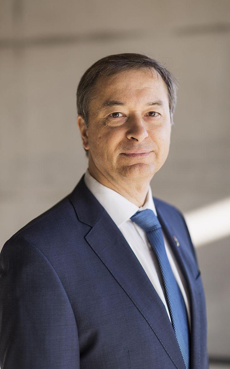 backaldrin, Andreas Vollmar, backaldrin-Geschäftsleiter Entwicklung und Qualität